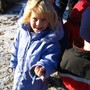 Hands-On Montessori School Photo - Capturing snowflakes!
