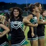 North Central Texas Academy Photo #3 - The NCTA cheer leading squad travels with the sports teams in various seasons.