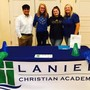 Lanier Christian Academy Photo - LCA is very proud of our students who were chosen to be a part of such an awesome program! Youth Leadership Hall county!! Congratulations Adelia Morris, Rebekah Crozier and Charlie Vera!