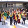 Capitol School Of Austin Photo - Every year, Capitol School celebrates Snow Day, when a truck-load of snow is delivered to our front yard and students participate in a winter and snow-themed activities. This is a favorite for many of our students who have never seen real snow!