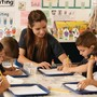 Cambridge School Photo - Pre K Writing Program