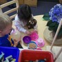 Stratford KinderCare Photo #7 - discovering social interaction skill through dramatic play in discovery preschool