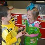 Fishers Landing KinderCare Photo #7 - Pre-Kindergartners use dramatic play to reinact everyday life events!!