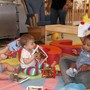 John Humphrey Drive KinderCare Photo #4 - Infant Classroom - Circle time!
