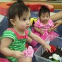 Spring Branch KinderCare Photo - Infants having a sensory exploration activity