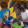 Cedar Fork Road KinderCare Photo #7 - Discovery Preschool Classroom