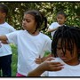 Nsoroma Academy for Holistic Thought Photo #3 - Nsoroma children practicing martial arts