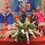 Martin J Gottlieb Day School Photo #7 - Students blowing the shofar in the main sanctuary