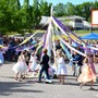 St. Michael's Episcopal School Photo #10 - Traditions, like the kindergarten Maypole Dance and Blue/White Tug of War, are an important part of the culture of St. Michael's.