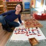 OKC Heartland Montessori School Photo - Working with the movable alphabet.