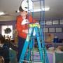 Roseville Community School Photo #2 - We don't tell them it's too tall. We ask if they need a ladder.