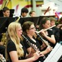 Santa Fe Christian Schools Photo #9 - SFC Band develops musical skills through a progressive curriculum that includes a variety of styles, including classical, jazz and pop, as well as school, national and international performances.