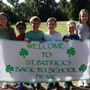 St. Patrick's Episcopal Day School Photo #1 - The Back-to-School picnic was a friendly get-together at the park. All kinds of games and face-painting were available. It was a beautiful day to rekindle old friendships and get ready for the start of school.