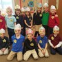 Suffolk Christian Academy Photo - Our kindergarten class is celebrating 100 days of school!
