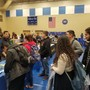 El Puente High School Photo - El Puente at a College Fair.