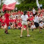 National Presbyterian School Photo #2 - Field Day is one of our favorite traditions. Go Red! Go White! Go NPS!