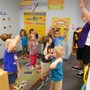 Chappell Child Dev Center - Deerwood Photo - K3 class learning to fly like butterflies.