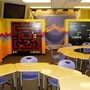 Christ Fellowship Academy Photo #4 - All of our K5-5th Grade classrooms are creatively decorated and contain a SMART board and plasma screen.