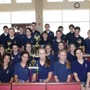 St. Johns Episcopal Parish Day School Photo - St. John's seventh and eighth graders with their state Latin Forum trophies. This was St. John's second win in a row.