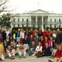 St. Johns Episcopal Parish Day School Photo #2 - St. John's eighth graders on their annual trip to Washington, DC.