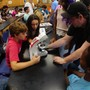 The Foundation Academy Photo #3 - Ocean research with the marine science high school class.