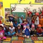 Land of Learning Academy Photo #5 - Students and teachers having fun on our silly hat day.