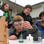 Athens Academy Photo - Middle school science