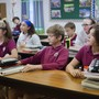 Cherokee Christian Schools Photo #5 - Middle School Class