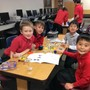 St. Alphonsus Liguori School Photo #4 - Saint Alphonsus Liguori School students enjoy Robotics!